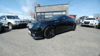 Used 2011 Cadillac CTS-V COUPÉ - NAVIGATION - GARANTIE 1 ANS / 20 for sale in Beloeil, QC