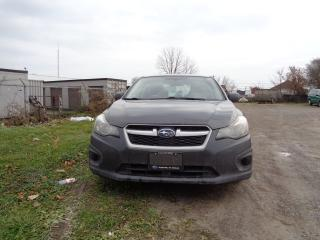 Used 2013 Subaru Impreza 2.0i w/Touring Pkg for sale in Oshawa, ON