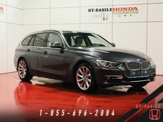 Used 2014 BMW 328 328d xDrive Touring for sale in Saint-basile-le-grand, QC