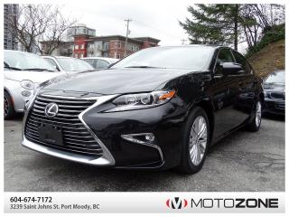 Used 2016 Lexus ES 350 for sale in Port Moody, BC