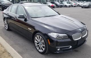 Used 2014 BMW 535 Xdrive Premium Pkg Low for sale in Dorval, QC