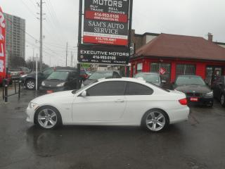 Used 2011 BMW 328i Coupe 6SPD WITH NAVIGATION for sale in Scarborough, ON
