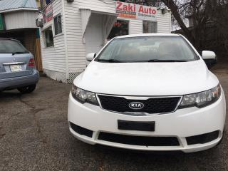 Used 2012 Kia Forte LX Plus Safety And E Test is Included The Price for sale in Scarborough, ON