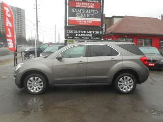 Used 2010 Chevrolet Equinox LT Loaded for sale in Scarborough, ON