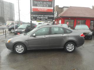 Used 2010 Ford Focus SE LOW KM for sale in Scarborough, ON