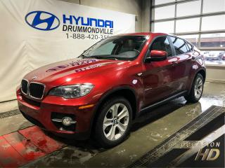 Used 2009 BMW X6 35i X-DRIVE 2009 + TOIT OUVRANT + MAGS + for sale in Drummondville, QC