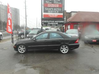 Used 2007 Mercedes-Benz C240 Sport for sale in Scarborough, ON