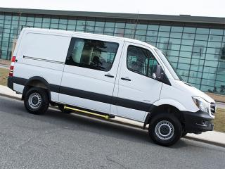 Used 2016 Mercedes-Benz Sprinter 2500|4X4|5 SEATS|REARCAM|PRW. STEP for sale in Scarborough, ON