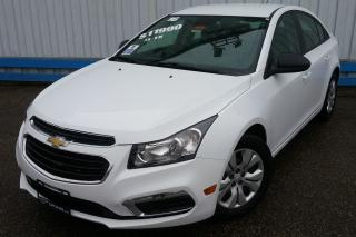 Used 2016 Chevrolet Cruze LS for sale in Kitchener, ON