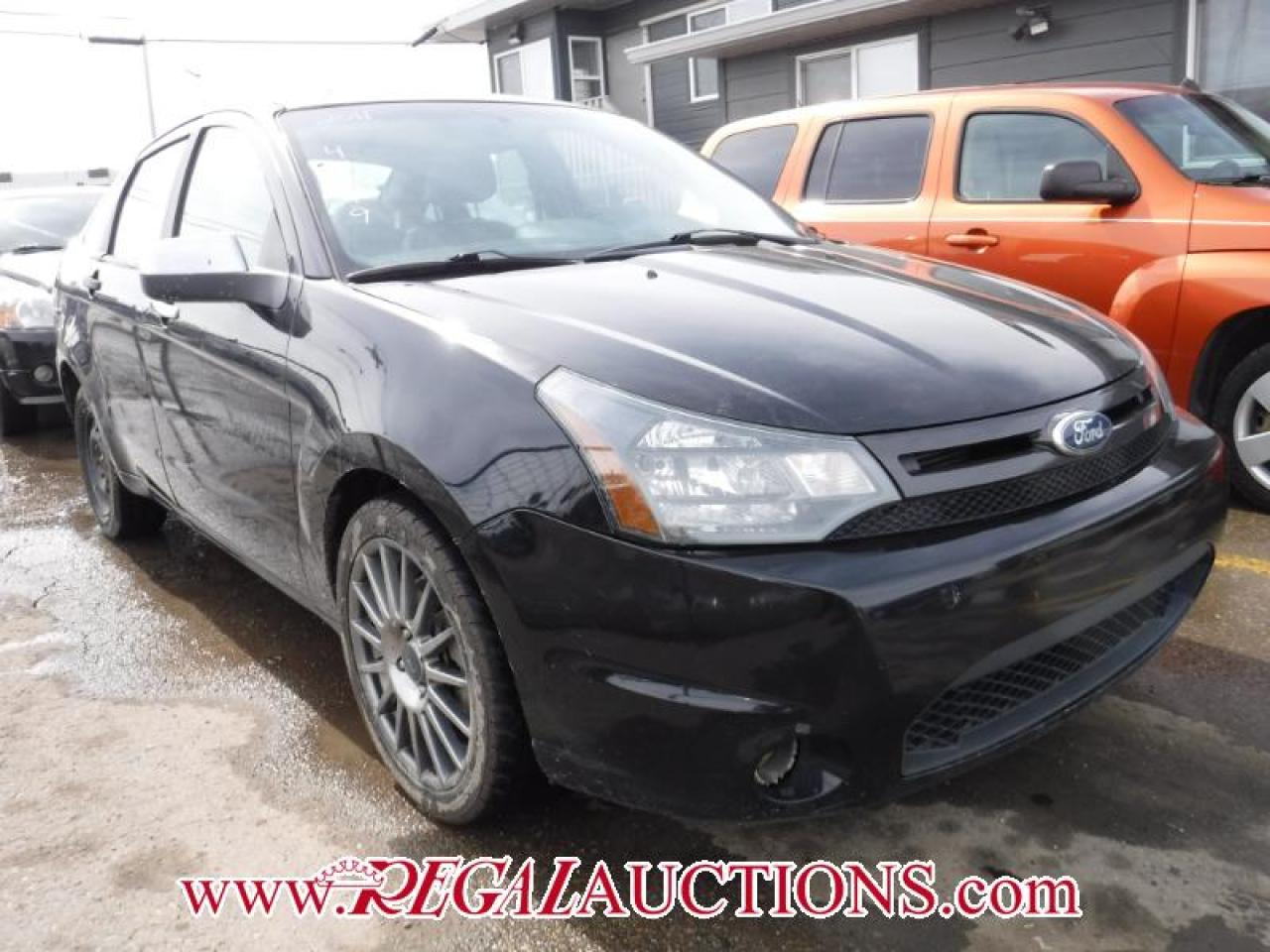Photo of Black 2011 Ford FOCUS SES 4D SEDAN