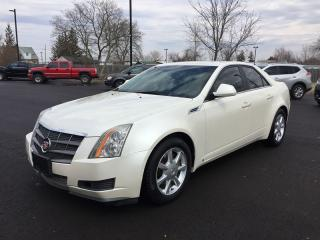 Used 2009 Cadillac CTS RWD * LEATHER for sale in London, ON