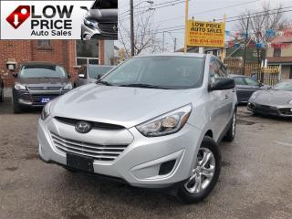 Used 2014 Hyundai Tucson GL*AllPowerOpti*Bluetooth*HtdSeats*HyundaiWarr for sale in York, ON