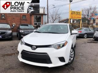Used 2015 Toyota Corolla LEPlus*AllPowerOpt*HtdSeats*ToyotaWarranty* for sale in York, ON