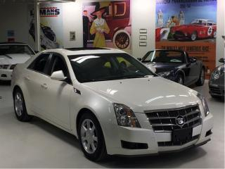 Used 2008 Cadillac CTS 3.6L Pano Roof, Htd Seats, for sale in Paris, ON