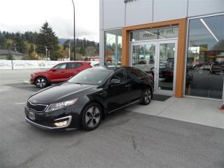 Used 2013 Kia Optima Hybrid Premium for sale in North Vancouver, BC
