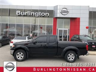 Used 2012 Nissan Frontier SV, 4x4,  SELLING AS IS for sale in Burlington, ON