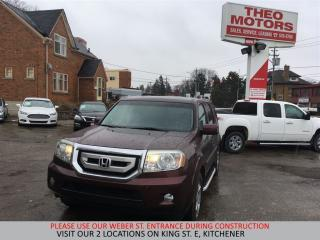 Used 2011 Honda Pilot Touring | NAVIGATION | DVD | CAMERA for sale in Kitchener, ON