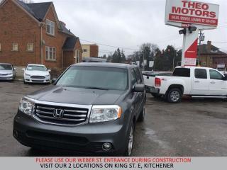 Used 2012 Honda Pilot EX-L | LEATHER | CAMERA | 8 PASSENGER for sale in Kitchener, ON