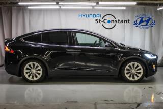 Used 2017 Tesla Model X 90D for sale in Saint-constant, QC