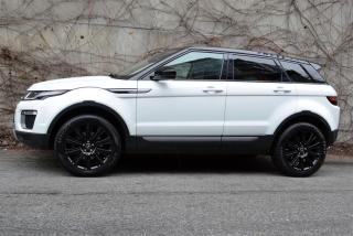 Used 2016 Land Rover Evoque SE 4WD for sale in Vancouver, BC