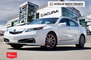 Used 2014 Acura TL A-Spec Accident Free| Heated Seat| Aero-Kit for sale in Thornhill, ON
