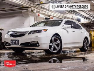 Used 2014 Acura TL SH AWD at Leather| Heated Seat| Bluetooth for sale in Thornhill, ON