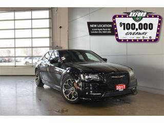 Used 2017 Chrysler 300 S - leather, GPS, Sunroof, Bluetooth, Back Up Cam for sale in London, ON