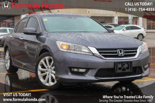 Used 2014 Honda Accord TOURING | FULLY LOADED | NAVIGATION for sale in Scarborough, ON