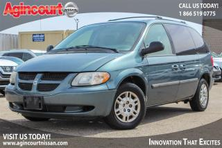 Used 2006 Dodge Caravan Base SE   AS-IS SUPERSAVER for sale in Scarborough, ON