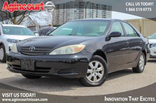 Used 2003 Toyota Camry XLE V6 XLE| AS-IS SUPERSAVER for sale in Scarborough, ON