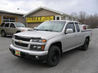 Used 2011 Chevrolet Colorado LT Ext Cab for sale in Smiths Falls, ON
