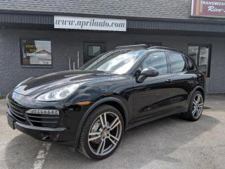 Used 2014 Porsche Cayenne S Awd 400hp for sale in Lévis, QC
