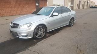 Used 2009 Mercedes-Benz C63 AMG AMG for sale in Burlington, ON