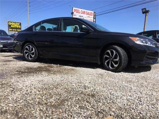 Used 2016 Honda Accord Sedan LX for sale in Mississauga, ON