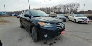 Used 2012 Hyundai Santa Fe GL for sale in Barrie, ON