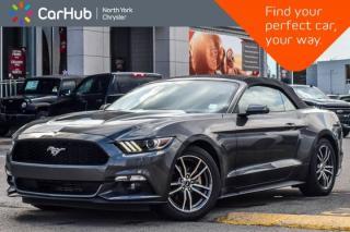 Used 2017 Ford Mustang EcoBoost Premium |Nav|BackUpCam|PkAsst.|Heat&VtdFrntSeats|18