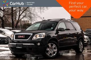 Used 2010 GMC Acadia SLT2 AWD|Tech.Pkg|HeadsUp|Dual_Climate|R_Start|20