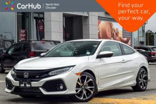 Used 2017 Honda Civic COUPE Si|Manual|Illumination Pkg|Nav|Keyless_Go|Heat Frnt.Seats for sale in Thornhill, ON