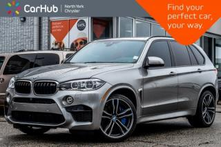 Used 2016 BMW X5 M AWD|BlindSpot|Heat Seats|Pano_Sunroof|H/K Audio|21