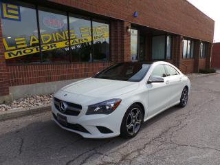 Used 2016 Mercedes CLA-Class for sale in Woodbridge, ON