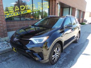 Used 2017 Toyota RAV4 LE Radar Cruise, Lane Assist for sale in Woodbridge, ON