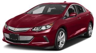 New 2018 Chevrolet Volt LT for sale in Gloucester, ON