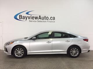 Used 2018 Hyundai Sonata GL - ALLOYS! HTD SEATS! REV CAM! BLINDSPOT ALERT! CRUISE! for sale in Belleville, ON