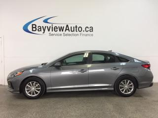 Used 2018 Hyundai Sonata GLS - ALLOYS! HEATED SEATS! REV CAM! BSD! for sale in Belleville, ON