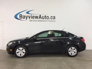 Used 2014 Chevrolet Cruze 1LT - 6 SPD! TURBO! A/C! REV CAM! CRUISE! MY LINK! for sale in Belleville, ON