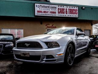 Used 2013 Ford Mustang CONVERTIBLE!! LEATHER!! GT!! AUTO & SO MUCH MORE!!! for sale in Bolton, ON