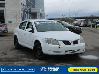 Used 2009 Pontiac G5 SE 1SB A/C CRUISE for sale in Saint-leonard, QC