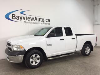 Used 2013 Dodge Ram 1500 - 4x4! QUAD! HITCH! ALLOYS! TOW/HAUL! CRUISE! A/C! for sale in Belleville, ON