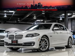 Used 2014 BMW 535 I SPORT|TV/DVD|NAVI|360CAM|X-DRIVELOADED for sale in North York, ON