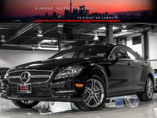 Used 2013 Mercedes-Benz CLS550 CPO WARRANTY|AMG|DISTRONIC|MASSAGE|COOLEDSEATS|360|BLINDSPOT|LOADED for sale in North York, ON